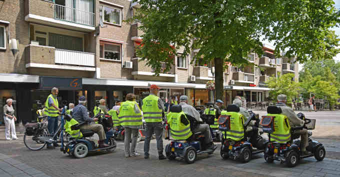 nieuwe hesjes Scoot On Route.JPG